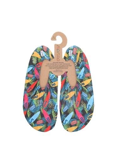 Slipstop Deniz Ayakkabısı Mavi